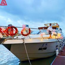 浦江游艇租赁 星帆62英尺游艇