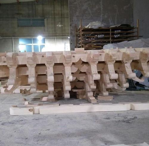 栏杆扶手斗拱花架系列