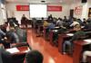 孟河镇开展五一节前教育暨扫黑除恶警示大会