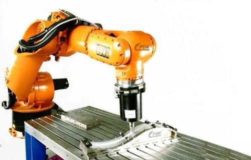 機器人攪拌摩擦焊設備