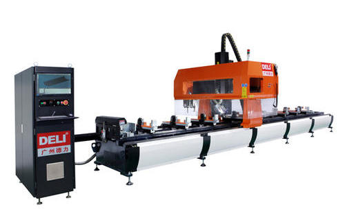 MC系列四軸數控龍門加工中心,型材加工中心