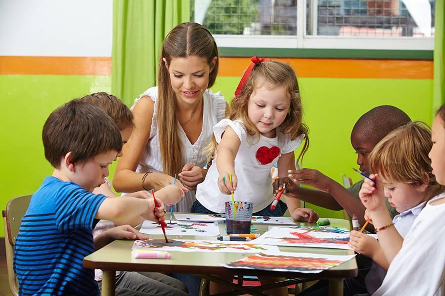 幼儿园,学前教育,早幼教,幼儿园,普惠园
