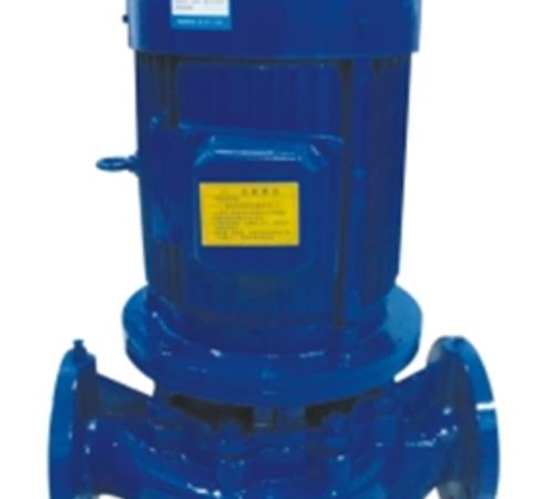 管道離心泵ISG型