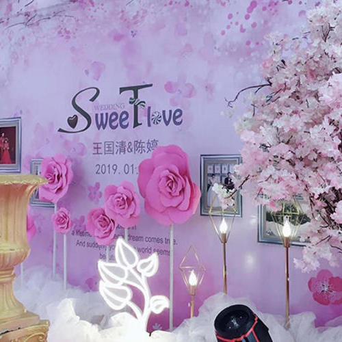 案例 | 樱花粉色