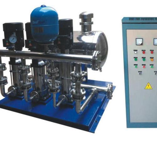 智能無負壓變頻穩流恒壓供水設備