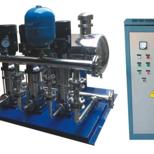 智能无负压变频稳流恒压供水设备