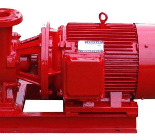 XBD-HW臥式恒壓切線消防泵
