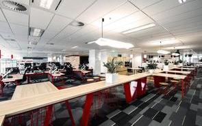 办公室装修应如何维护的财运?