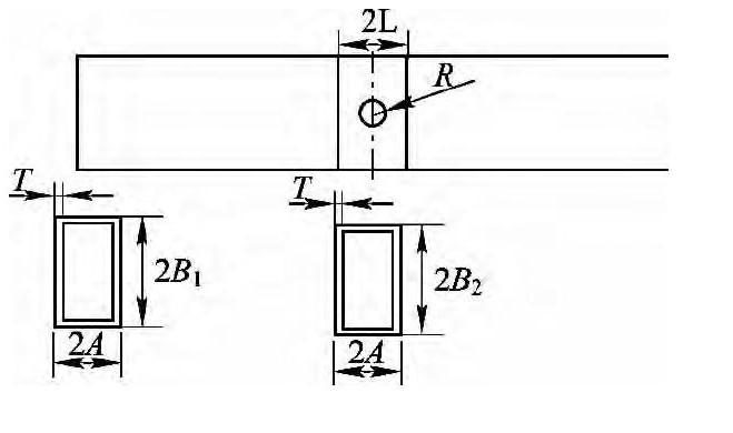 图9 参数化模型尺寸和定位参数