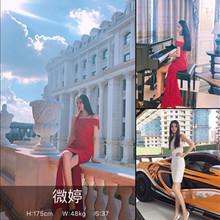 上海酒店礼仪 活动模特