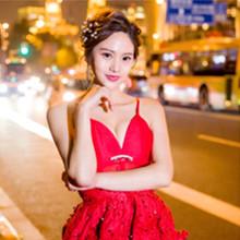 服装平面拍摄模特 礼仪模特