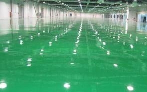 水性地坪水性环氧透气但不透水的原理分析