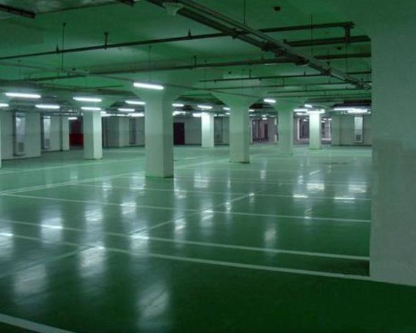 水性地坪環氧樹脂砂漿平涂地坪漆施工工藝基面清掃與地面修補