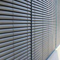 外墙铝合金升降百叶(CR80)