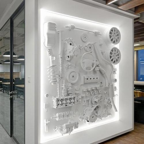 艺术类办公室装修设计有哪些要素