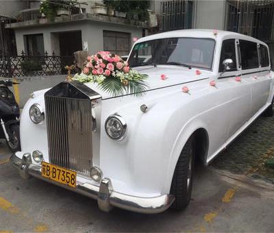上海婚车租赁公司-劳斯莱斯婚车