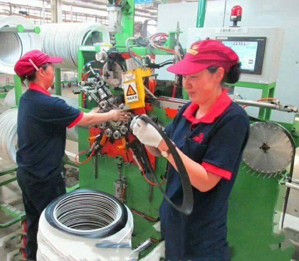 福麦斯轮胎厂工资多少