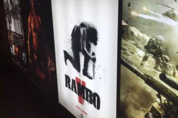 《第一滴血5》终于定档!不服老、打不死的〖硬汉兰博再次归来!