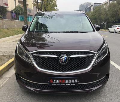 商务用车-别克GL8会务用车