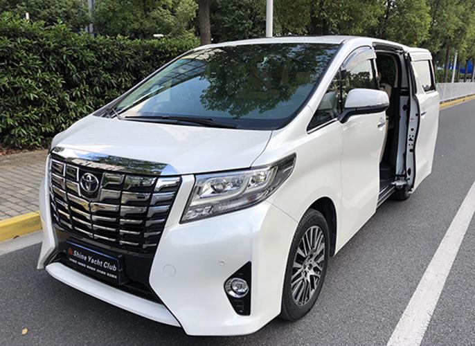 浦东机场接送-丰田埃尔法