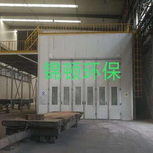 工业环保喷烤漆房