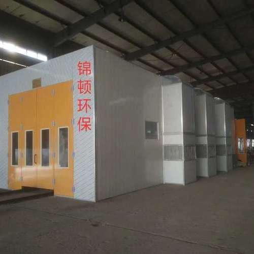 工业环保喷漆房