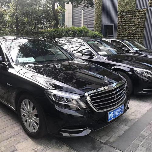 上海婚车-奔驰迈巴赫