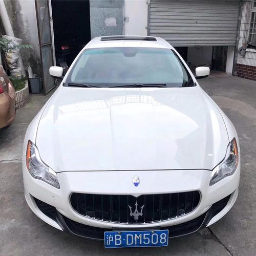 上海婚车-玛莎拉蒂总裁