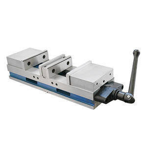 "6"" Double Lock Angle Tight Precision Machine Vise"