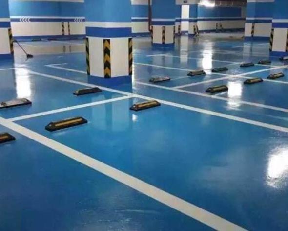 水性環氧地坪漆的施工要求及施工工藝