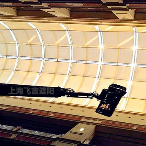 FSS电动天棚遮阳帘