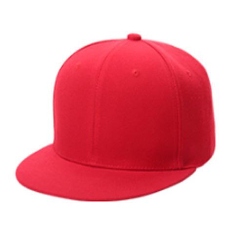 平沿广告帽