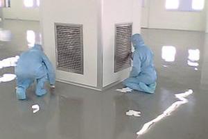 医疗生物实验室清洁 电子无尘室清洁 化学实验室保洁 净化车间清洁流程