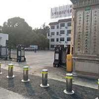 昱瑾防爆升降柱解决方案助力上海徐泾人民政府