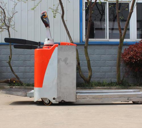 不銹鋼托盤搬運車(非標定制)