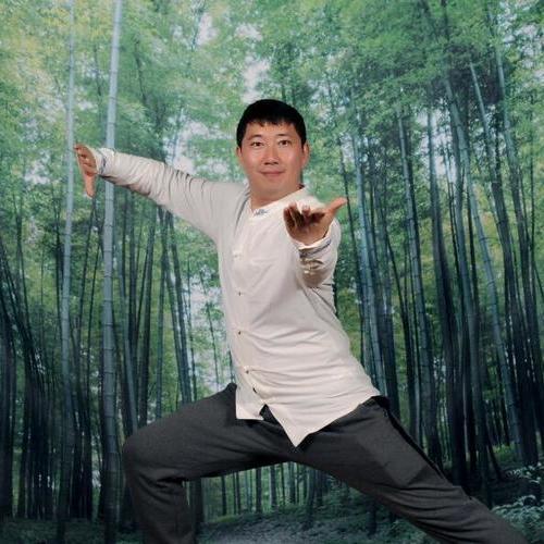 王凯源会长兼总教练