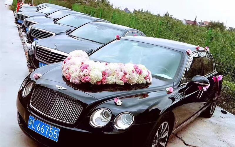 婚车租赁-上海宾利飞驰婚车