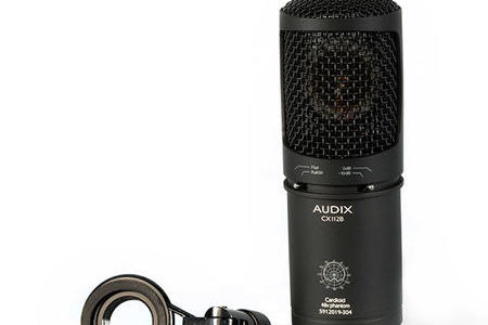 Audix CX112B大振膜电容话筒