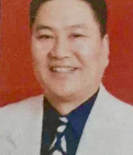 曹锦元:海峡两岸协调部部长