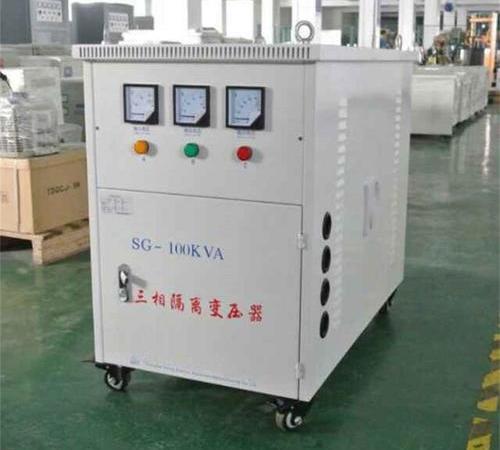 三相220V变415V三相干式变压器菲律宾进出口设备专用