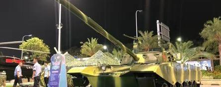 广西•柳州•恒大珺睿府国防兵器展