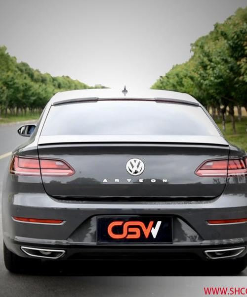 19款大众CC 2.0T改装CGW中尾段阀门排气