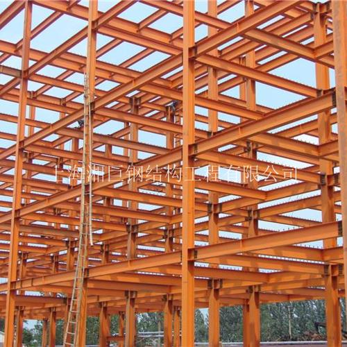 多层钢结构