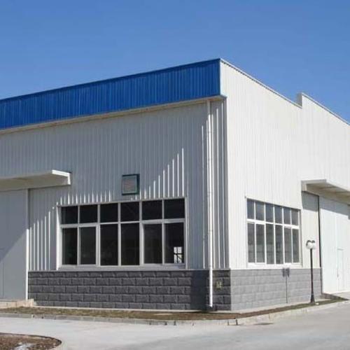 厂房和商场钢结构