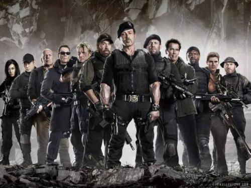 宝刀未老,英雄长存 ――《敢死队4》即将上映