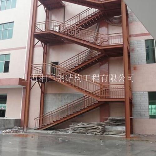 钢结构楼梯