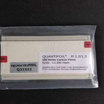 Quantifoil  R1.2/1.3  Cu 200 mush  ( 铜网200目)