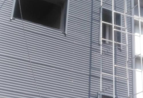 钢结构外墙