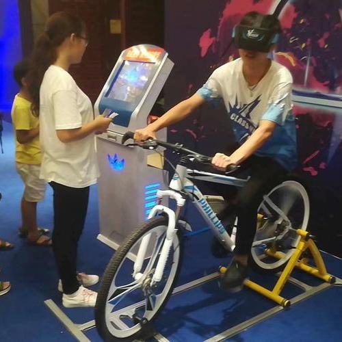 VR自行车