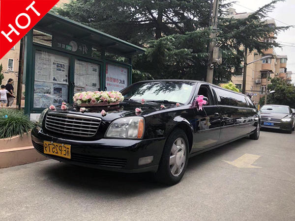 上海婚庆租车公司 空军一号加长